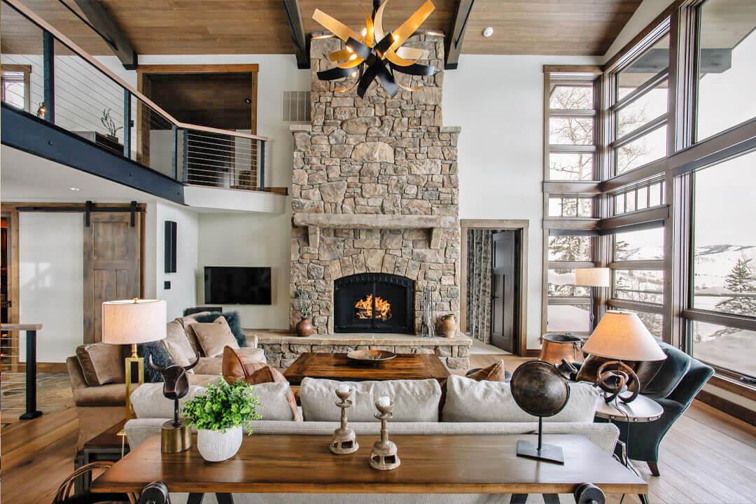 Butler Creek - Main Living Space