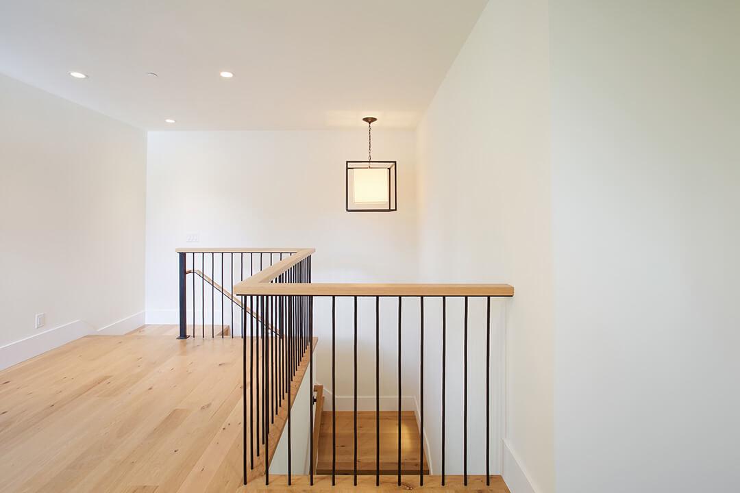 Fish Creek Spec Home - Stairwell