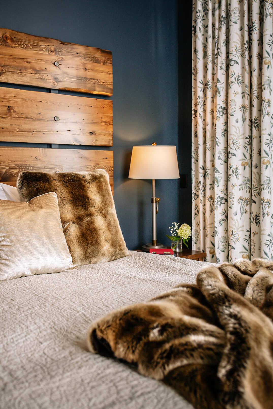 Butler Creek Bedroom