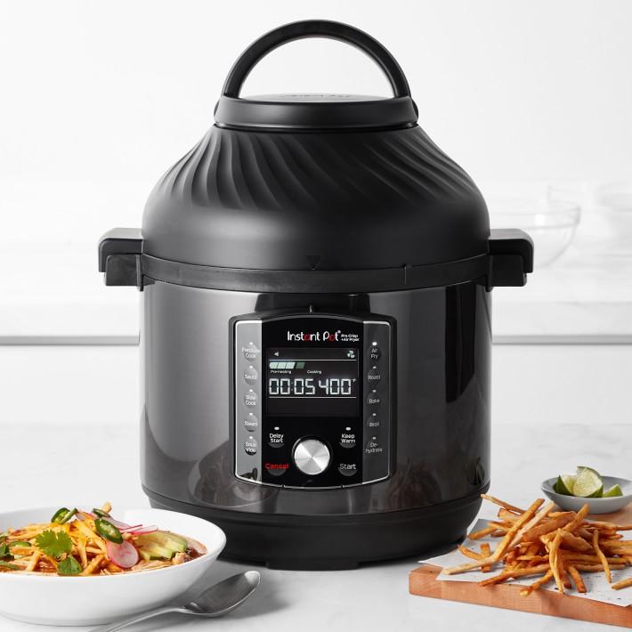 Instant Pot Pro Crisp Pressure Cooker & Air Fryer