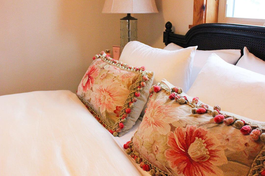 Bed Closeup