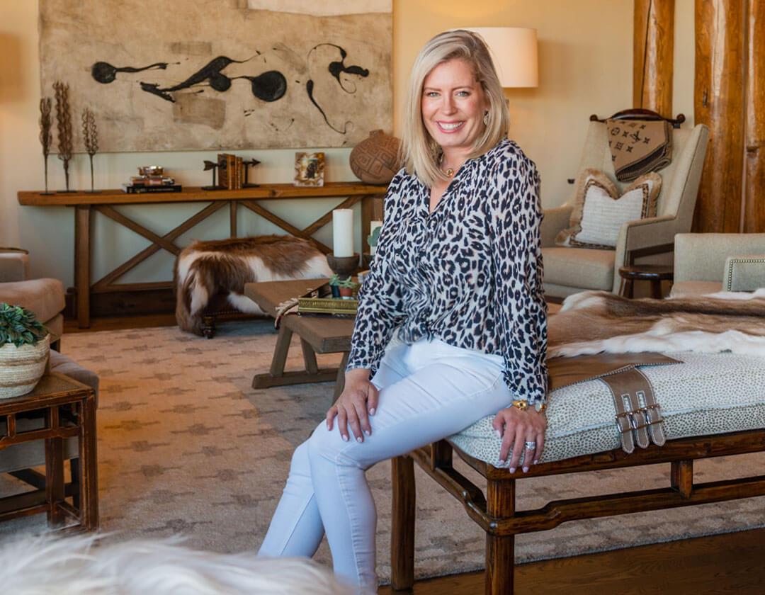 Founder, Melinda Shirk Dorion