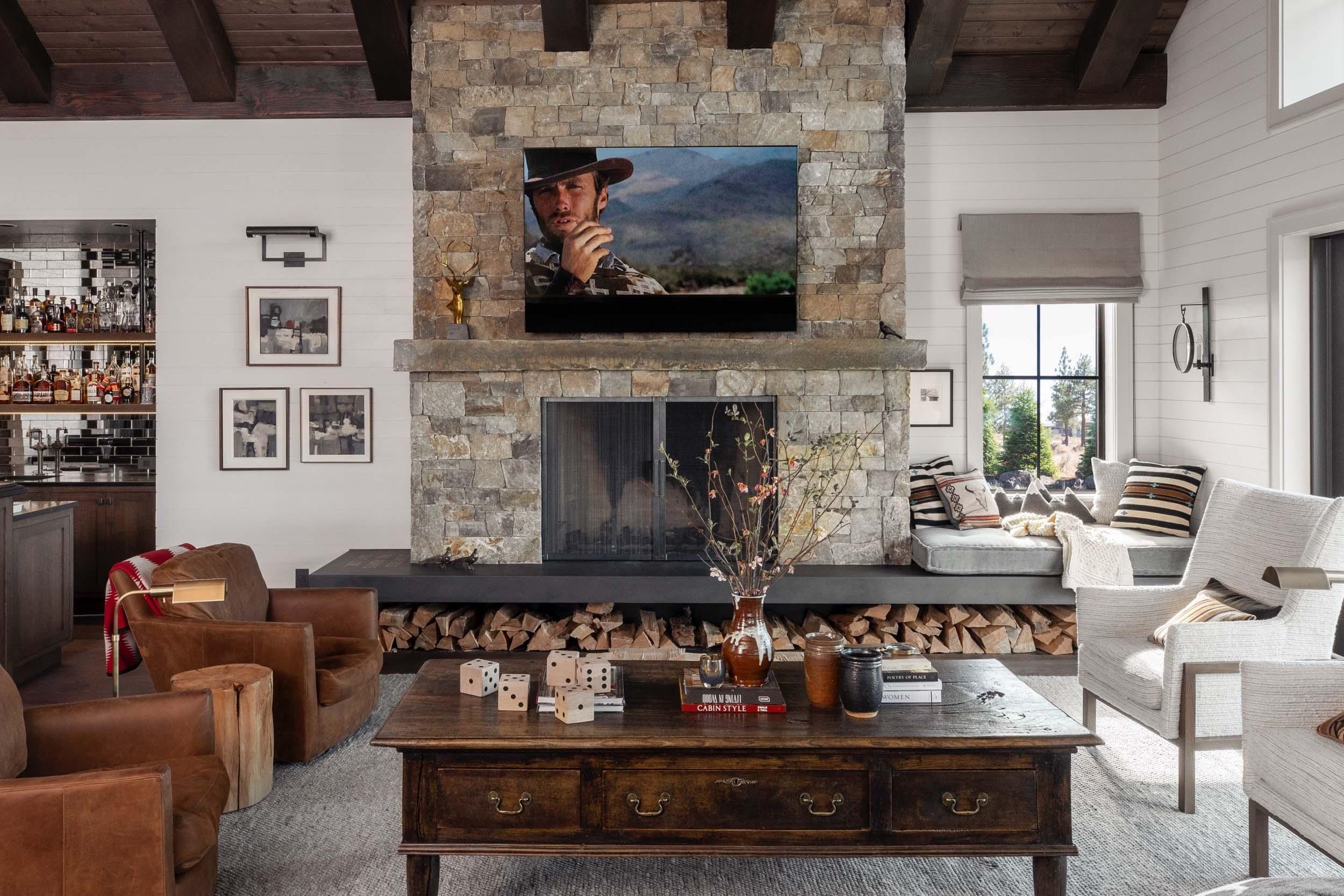 Max Humphrey - Living Room