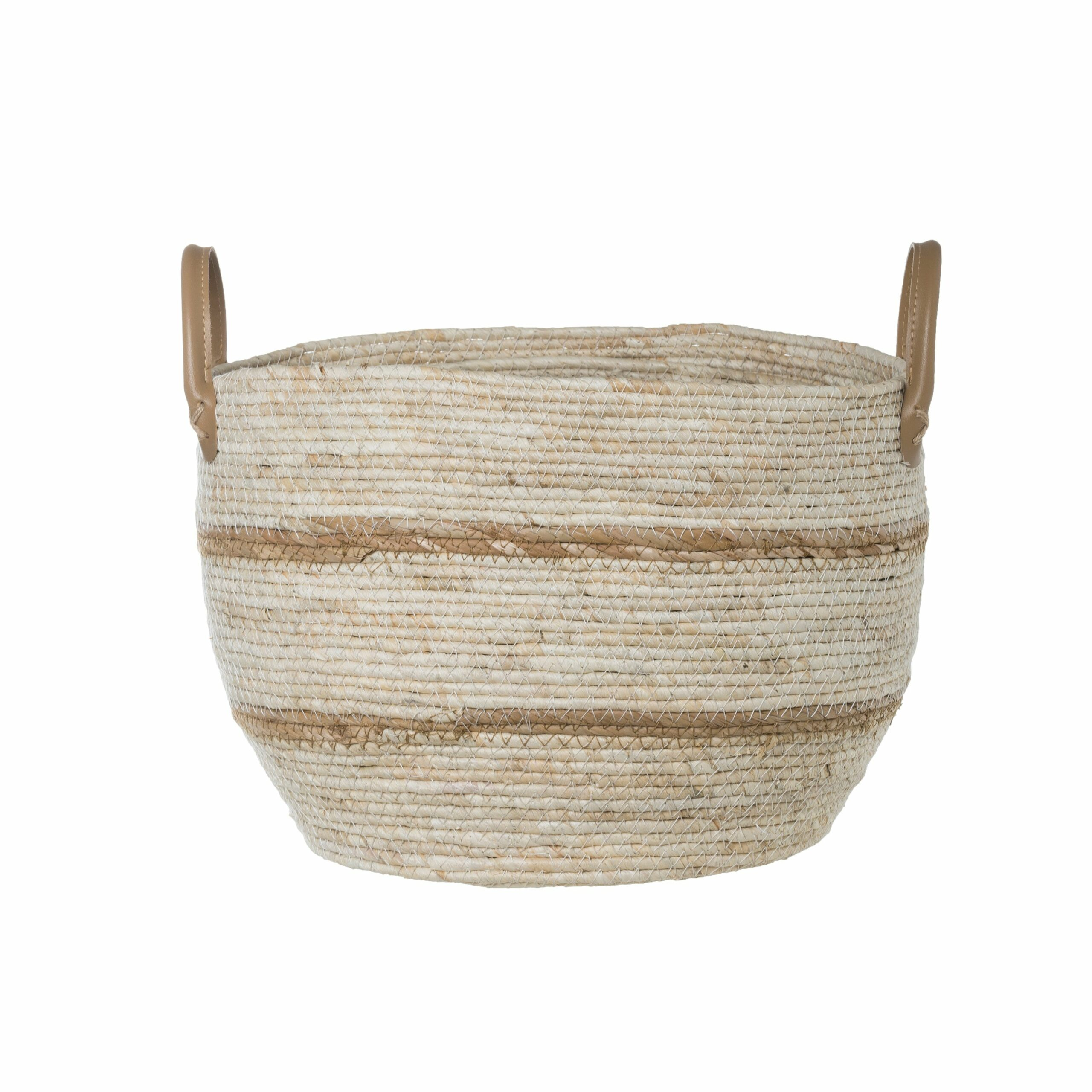 Round Maize Baskets